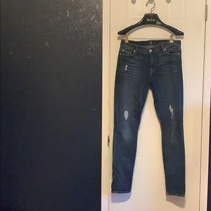 7 For All Man Kind Gwenevere Jeans